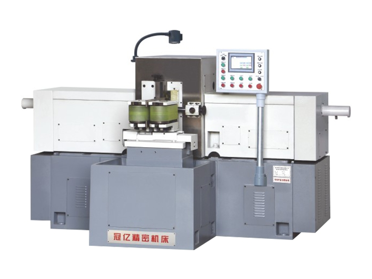 MZ7640 No hydraulic double end grinding machine for horizontal shaft with the continuous feeding